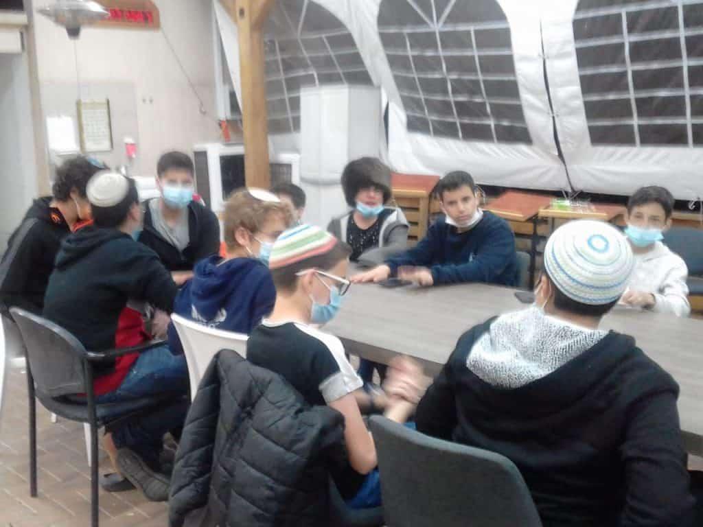 Kids of Yad Binyamin